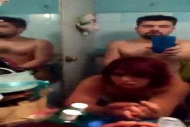 Video porno lesbico de jefas con empleadas y disfraces exitantes
